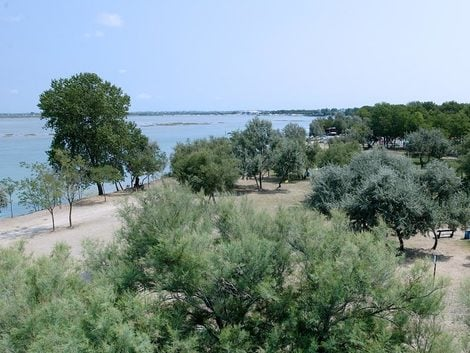 2nd route: the lighthouse and the lagoon of Bibione