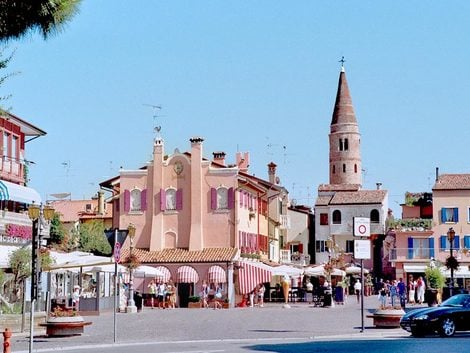 Caorle, a romantic village