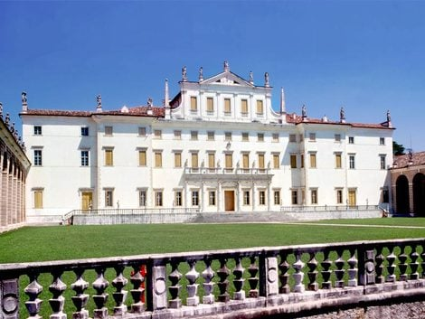 Great art exhibitions in Villa Manin