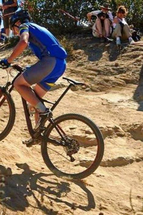 MOUNTAIN BIKE TROPHY BIBIONE