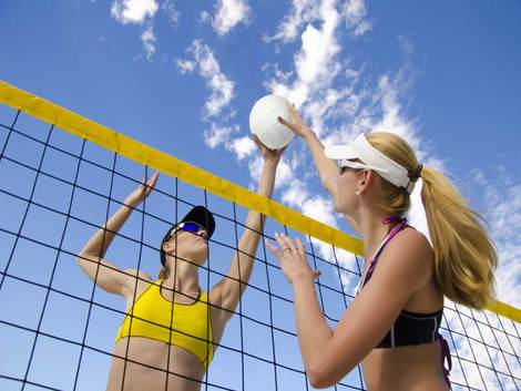 MIZUNO BEACH VOLLEY A BIBIONE